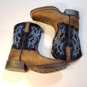 Ariat Western Tombstone Boots 4LR Toddler size 11M